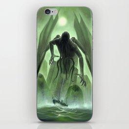 The Call of Cthulhu iPhone Skin