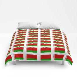 flag of belarus -Беларусь,Белоруссия,Belarus,Belarusian,Minsk. Comforters