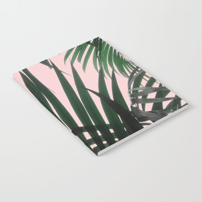 delicate jungle theme notebook by cafelab society6