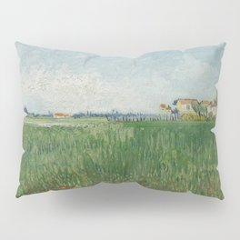 Field with Poppies Pillow Sham