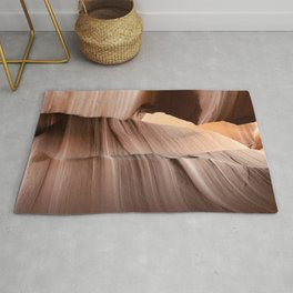 Movement in Lower Antelope Canyon Rug