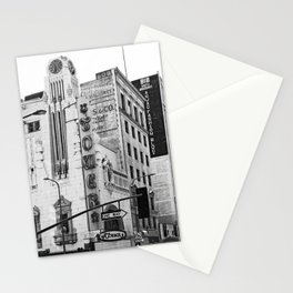 818 South Broadway Stationery Cards