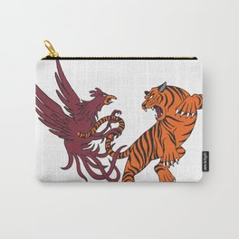 Cocks vs Tigers Carry-All Pouch
