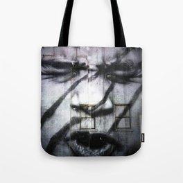 Pouting Tote Bag