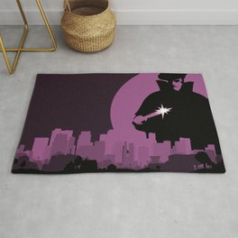 Jack Ripper's City Rug