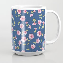 Flower samless pattern. Coffee Mug