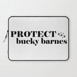 Protect Bucky Barnes Laptop Sleeve