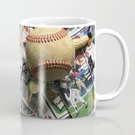 Braves Legends Collage Coffee Mug