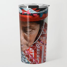 Peruvian Travel Mug