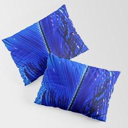 Sapphire Palm Pillow Sham