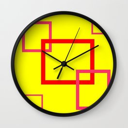 easy edge  (A7 B0118) Wall Clock
