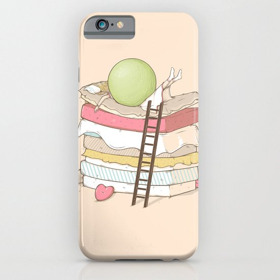 Can't sleep iPhone & iPod Case