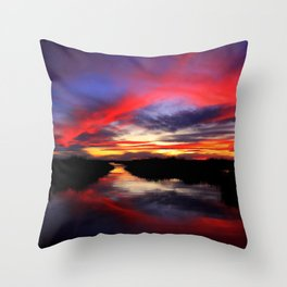 Ride of the Valkries.. Throw Pillow