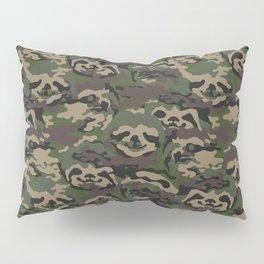 Sloth Camouflage Pillow Sham