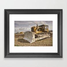 Dozer 420  Framed Art Print