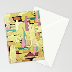 hands and foots Stationery Cards