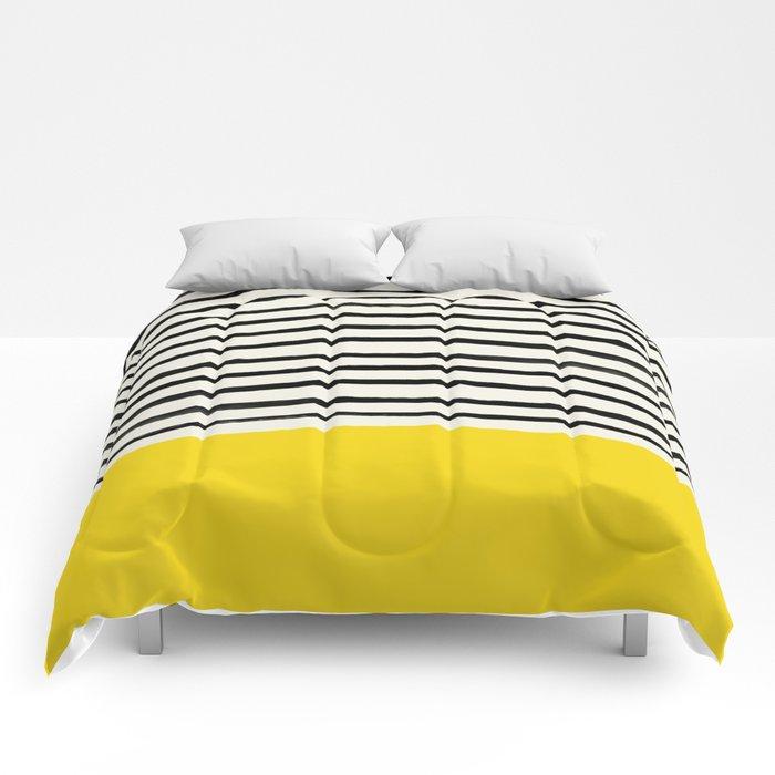 Sunshine x Stripes Comforters