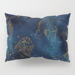 Animal Constellations Pillow Sham