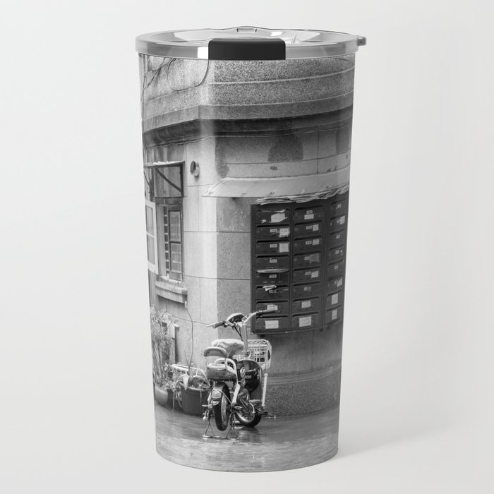 Address unknown #2 Travel Mug