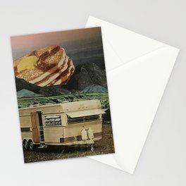 Breakfast with a View Stationery Cards