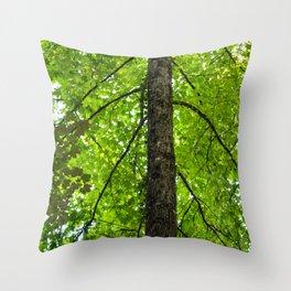nature arms Throw Pillow
