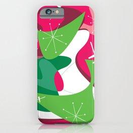 Retro Romp iPhone Case