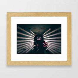 fdonald Framed Art Print