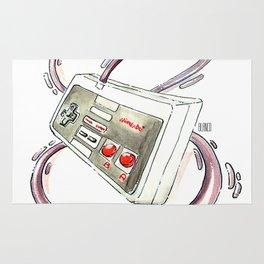 NES Classic Controller Rug