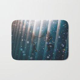 Couple Underwater Bath Mat