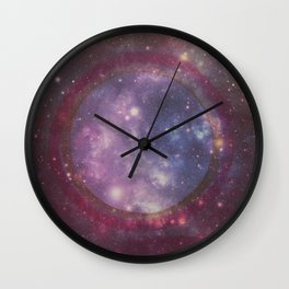 Dr Who Quotes Wall Clock