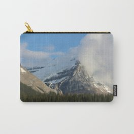 Clouds & Glaciers Carry-All Pouch