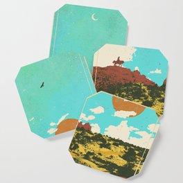 DESERT DUSK Coaster