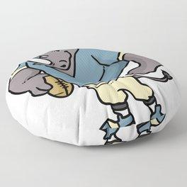 Rugby Geschenk Sport Mannschaft Football Team Cool Floor Pillow
