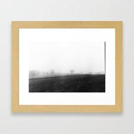 Evidence Framed Art Print