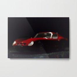 250 GTO #1 Metal Print