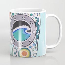 Sugar Ocean Coffee Mug