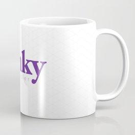 Kinky Chocolatier Grape Coffee Mug