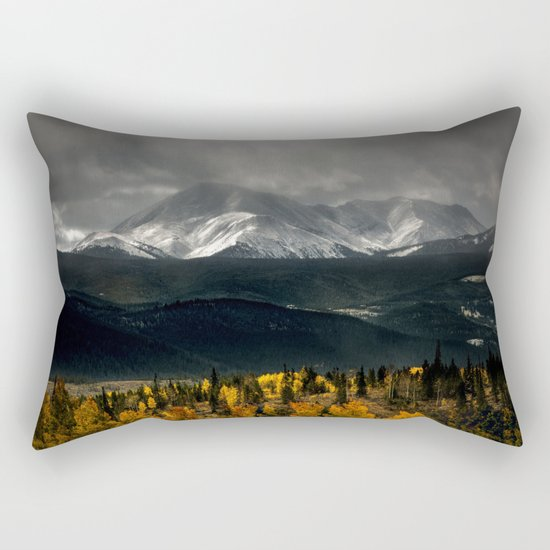Colorado, USA Rectangular Pillow