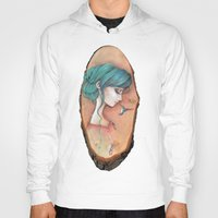 infinity Hoodies featuring Infinity by Alessandra Fusi