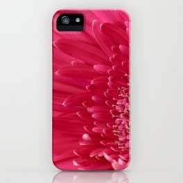 Gerbera Daisy iPhone Case
