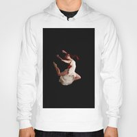 dancer Hoodies featuring Dancer by Vetii