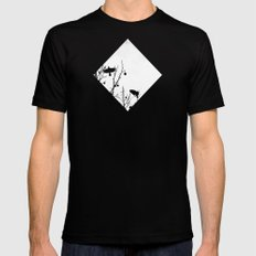 Free Soul Too Black SMALL Mens Fitted Tee