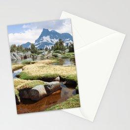Banner Peak Stationery Cards