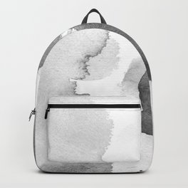 Charcoal (Watercolor blends) Backpack