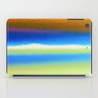 bands iPad Cases featuring Colour Bands by Brian Raggatt