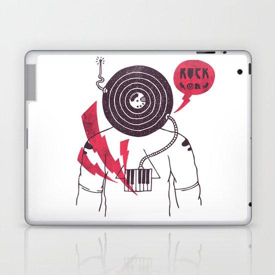 The Vinyl Frontier Laptop & iPad Skin
