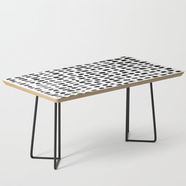 Watercolor Dots Coffee Table