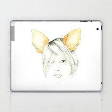 Chihuahua girl Laptop & iPad Skin