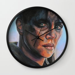 Fury Road Wall Clock