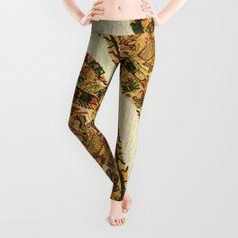 Kelt tapestry Leggings